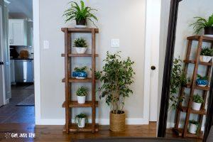 Plant Stand Tower