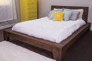 Platform Bed – Metric