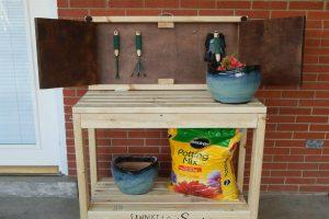Party Cart / Potting Bench