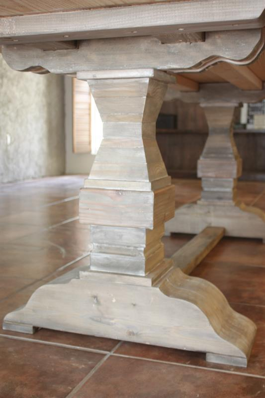 restoration-hardware-inspired-dining-table-1-of-1