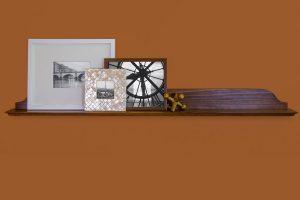 Stylish Photo Shelf