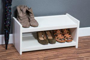 Double-Decker Shoe Organizer