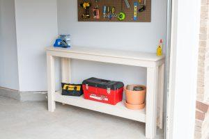 Simple Two-Level Workbench