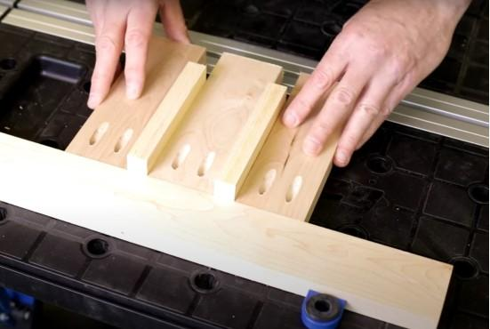 How to simplify project assembly with spacers