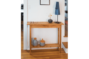 Console Table – Metric