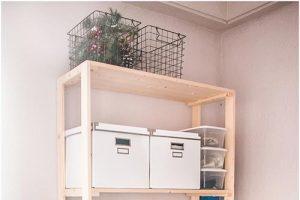 Budget Friendly Storage Unit