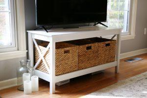 X-Leg TV Stand