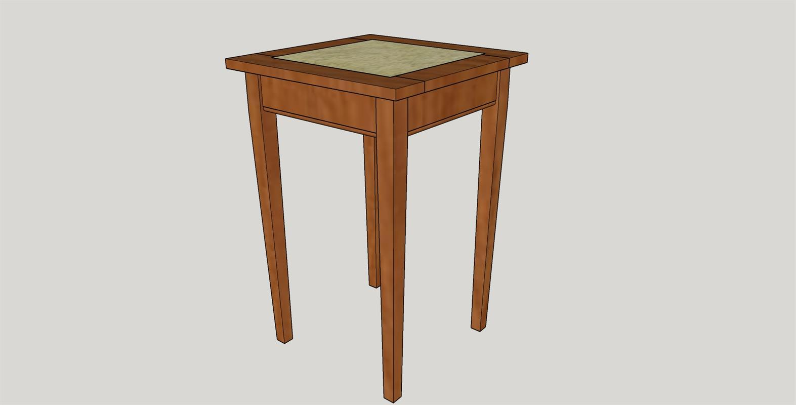 tile-night-stand-cherry-colored
