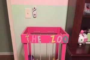 Stuffed Animal Storage Zoo