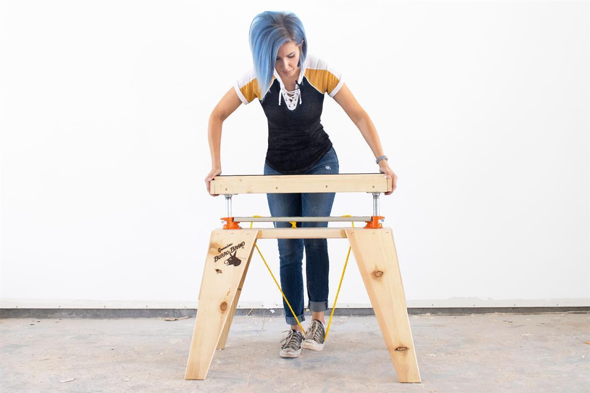 adjustable-diy-sliding-roller-sawhorse-color-test