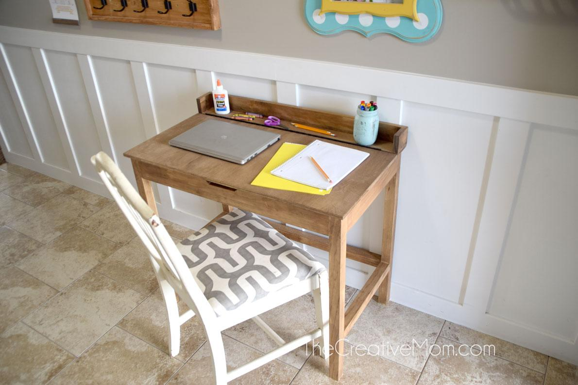 build-school-desk