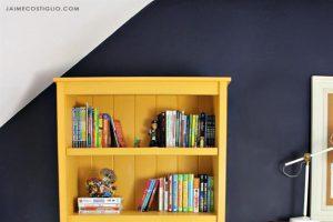 Cottage Style Bookshelf