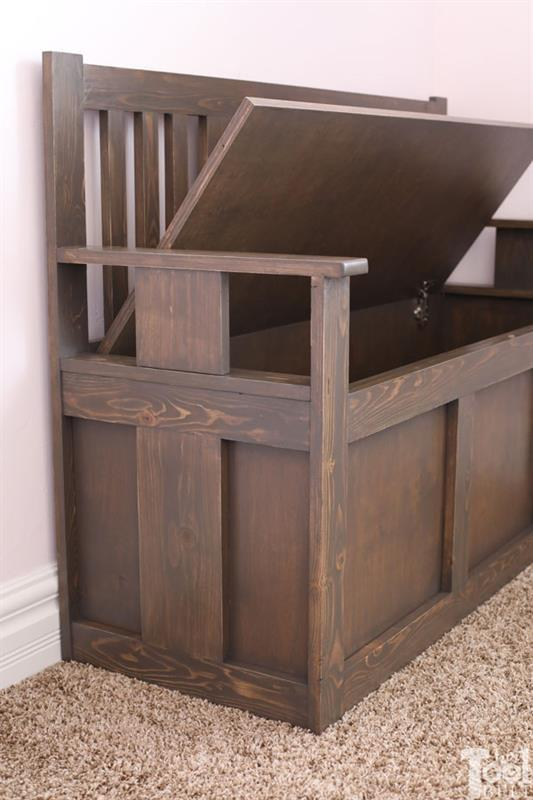 craftsman-toy-box-bench-side-view-lid-open