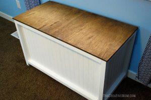 Toy Box (or storage chest)