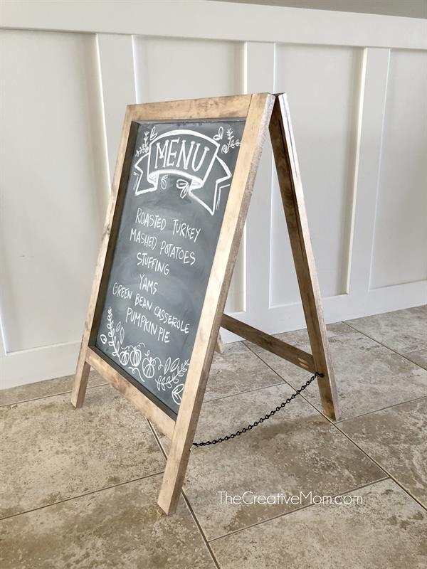 easel-chalkboard