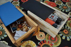 DIY Keepsake Gift Box