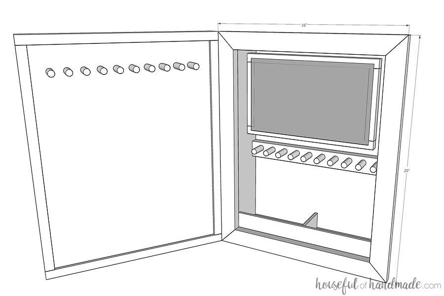hidden-jewelry-cabinet-steps-9