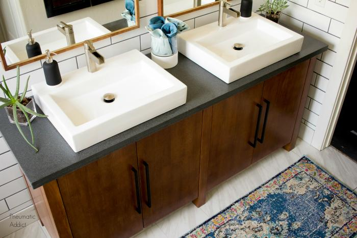 honed-black-countertop-vessel-sink-diy-double-vanity-wm