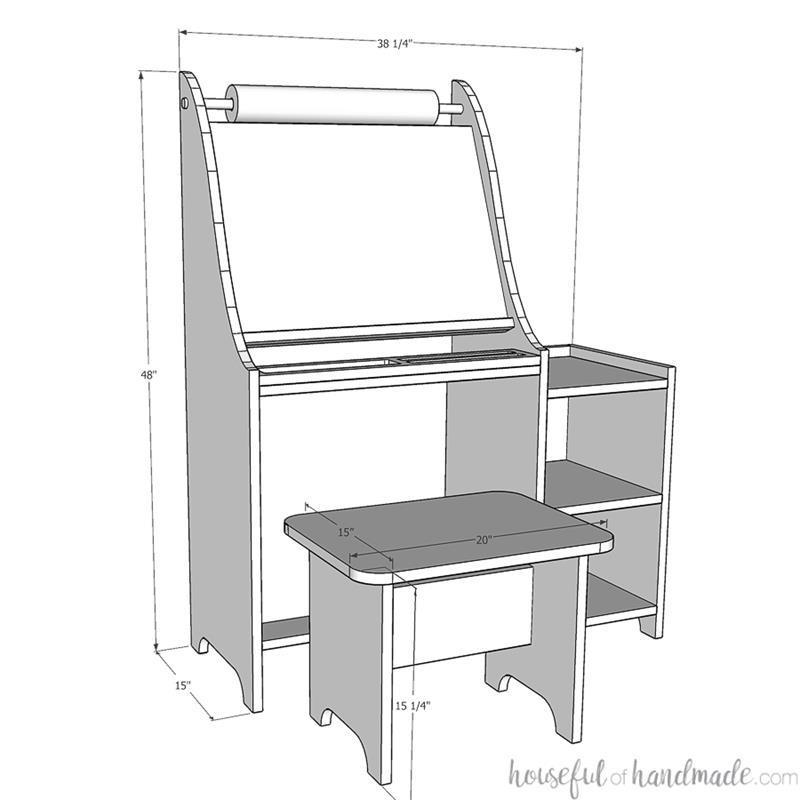 kids-art-table-steps-1