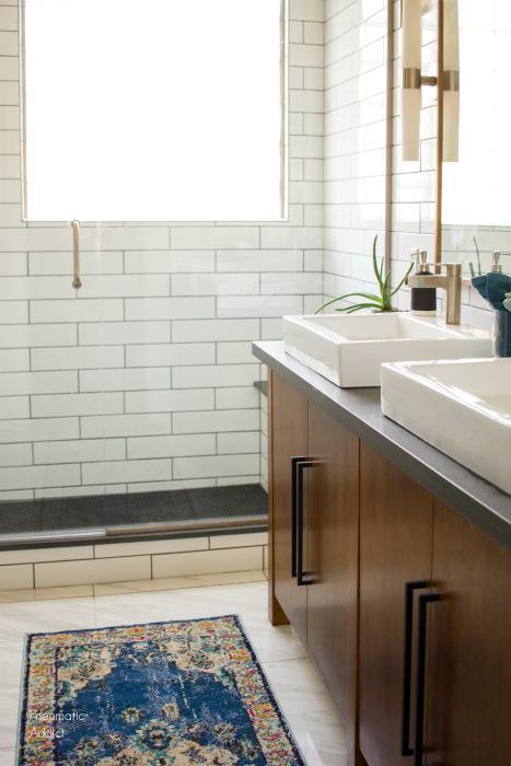 modern-bathroom-walnut-double-vanity-white-vessel-sink-wm