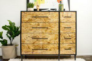 Modern 8 Drawer Dresser