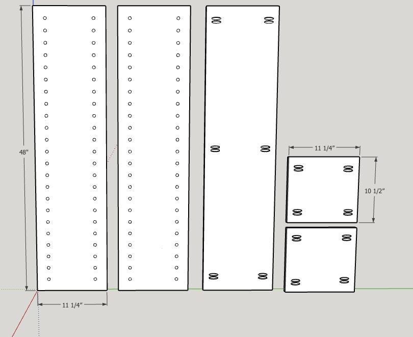 sheld-measurements