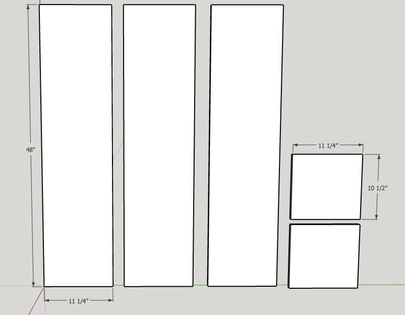 shelf-measuremets