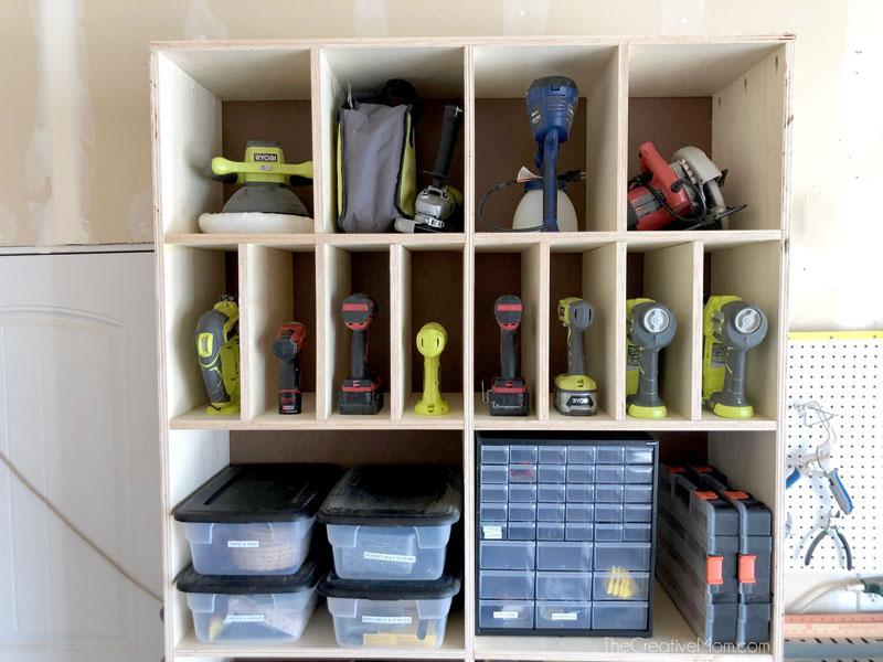 tool-organizing
