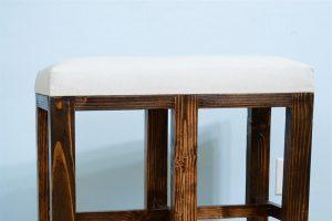 Upholstered Bar Stool Benches