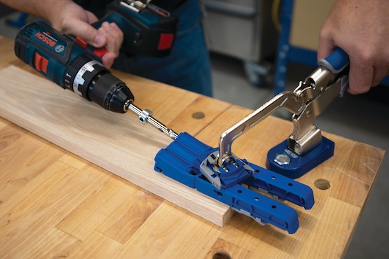 Get to know the Kreg Pocket-Hole Jig 310 and 320