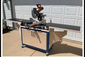 CReeves Makes Mobile Miter Station 2.0