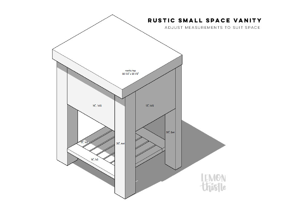 small-space-vanity-dimensions